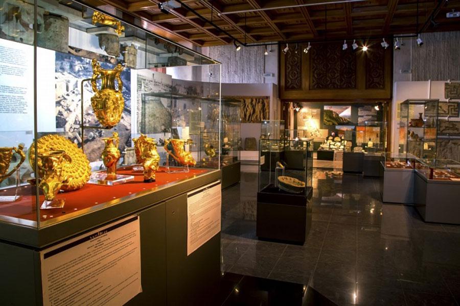 The National History Museum Sofia - Националният исторически музей София