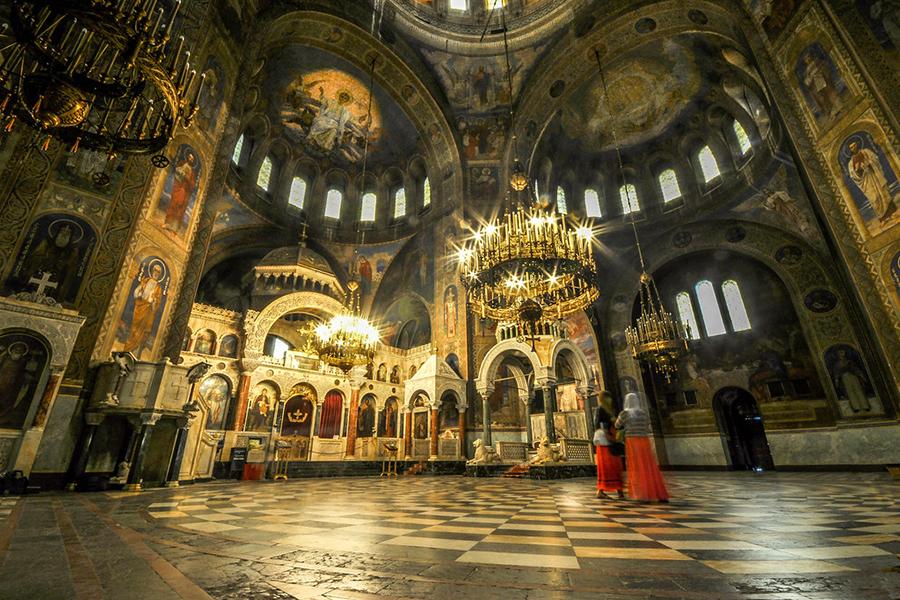 St. Alexander Nevski - Свети Александър Невски